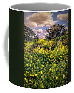 Chatsworth Wildflower Bloom Coffee Mug