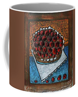 Cherry Pie Coffee Mug