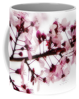 Coffee Mug featuring the photograph Cherry Triptych Center Panel by Mark Shoolery