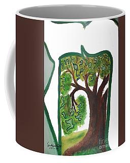 Chet, Tree Of Life  Ab21 Coffee Mug