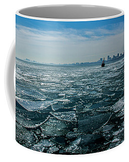 Chicago From Navy Pier 2 Coffee Mug