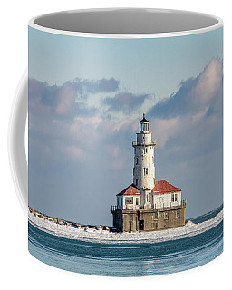 Chicago Harbour Light Coffee Mug