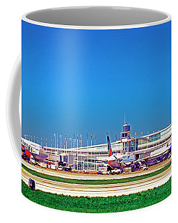 Chicago, International, Terminal Coffee Mug