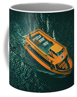 Chicago Taxi Coffee Mug