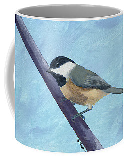 Chickadee 1 Coffee Mug