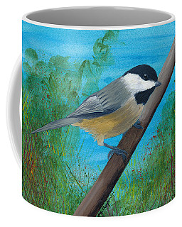 Chickadee 2 Coffee Mug