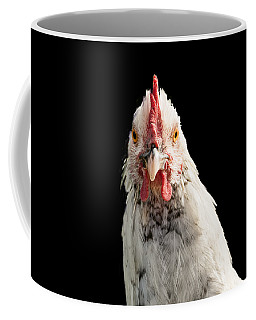 Chicken Head Coffee Mug