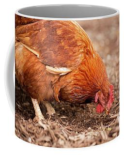Chicken On The Farm Coffee Mug