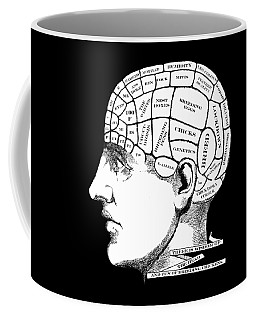 Chickens On My Mind Coffee Mug