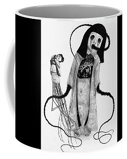 Chikako The Doll Girl Of Kanagawa - Artwork Coffee Mug