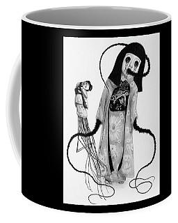 Chikako The Doll Girl Of Kanagawa - Artwork Coffee Mug