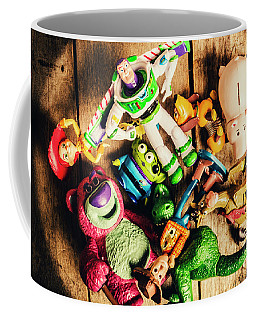 Childhood Collectibles Coffee Mug