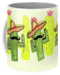 Chili Con Cacti Coffee Mug