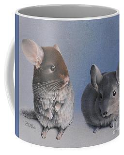 Chins Up Coffee Mug