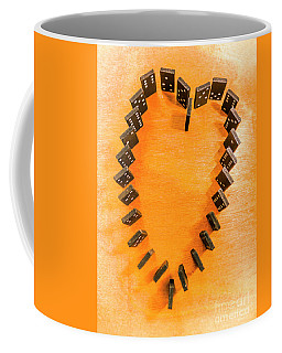 Chips Are Stacked Coffee Mug