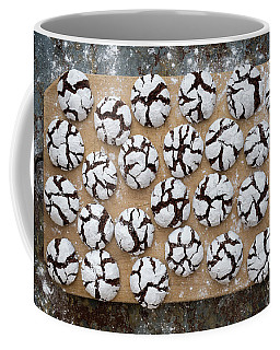 Chocolate Crinkle Cookies Coffee Mug