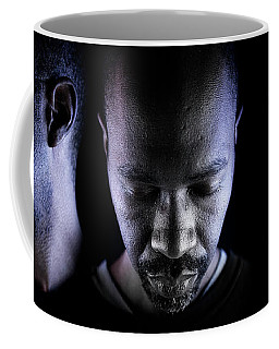 Coffee Mug featuring the photograph Choice. by Eric Christopher Jackson