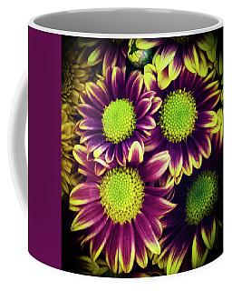 Chrisantemum Coffee Mug