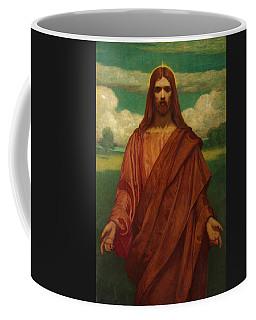 Christ, 1905 Coffee Mug