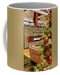 Christmas At Woodford Reserve Coffee Mug
