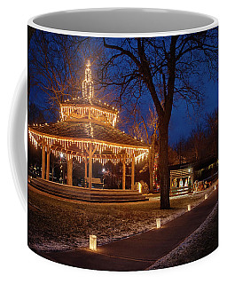 Christmas Eve In Dexter Coffee Mug