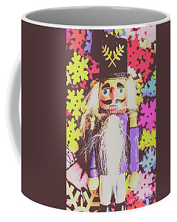 Christmas Nut Coffee Mug