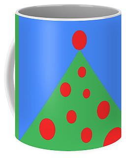 Christmas Tree 2 Coffee Mug
