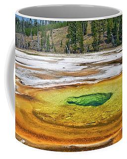 Chromatic Pool Coffee Mug