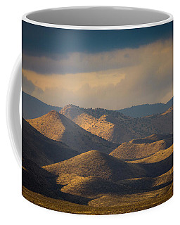 Chupadera Mountains II Coffee Mug