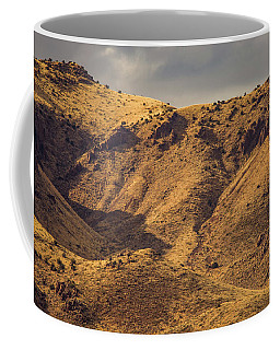 Chupadera Mountains Coffee Mug