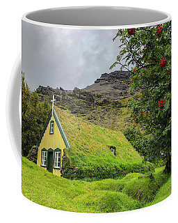 Church Of The Holy Moss Coffee Mug