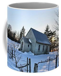 Church On Brewer Road Coffee Mug