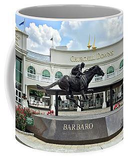 Churchill Downs Barbaro Coffee Mug