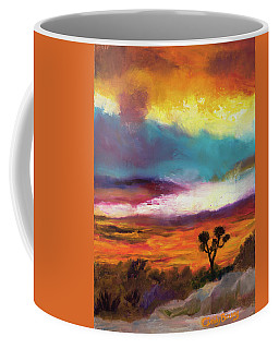 Cindy Beuoy - Arizona Sunset Coffee Mug