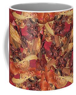 Coffee Mug featuring the photograph Cinnamon Potpourri by Rockin Docks