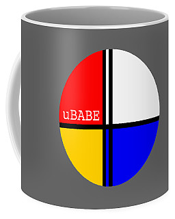 Circle Style Coffee Mug