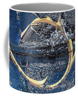 Coffee Mug featuring the photograph Circle The Equator by Michael Hubley
