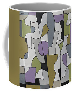 Circuitous Coffee Mug