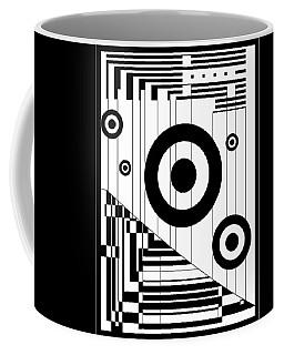 Circular Circles  Coffee Mug