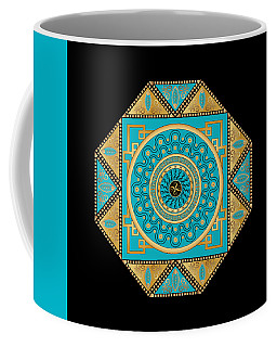 Circumplexical No 3557 Coffee Mug