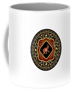 Circumplexical No 3665 Coffee Mug