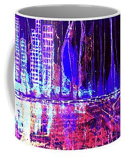City By The Sea Right Coffee Mug