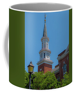 Coffee Mug featuring the photograph City Hall by Lora J Wilson
