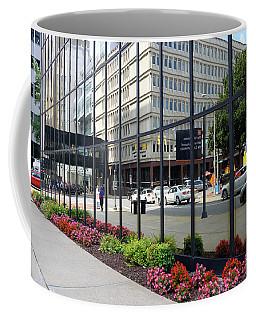 City Life Reflected Coffee Mug