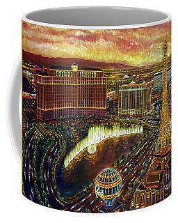 City Of Gold Coffee Mug