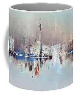 City Of Pastels Coffee Mug