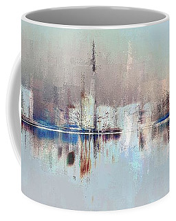 City Of Pastels Coffee Mug