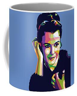 Claire Bloom Coffee Mug