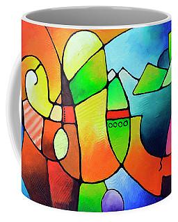 Clarity Of Focus Coffee Mug