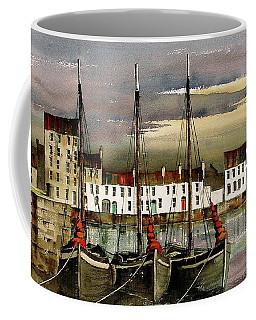 Cladagh Sunset, Galway. Coffee Mug